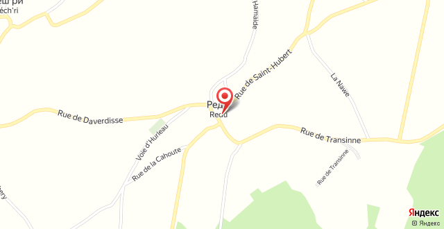 Hotel Le Fournil на карте