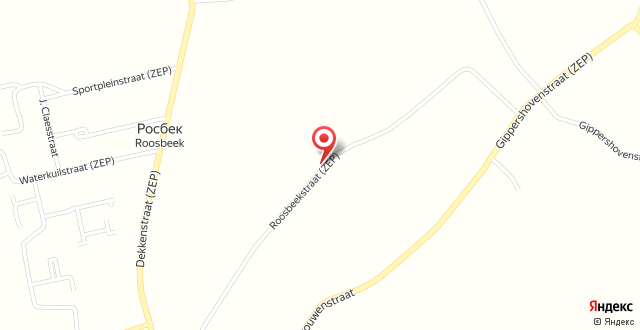Hoeve Roosbeek на карте