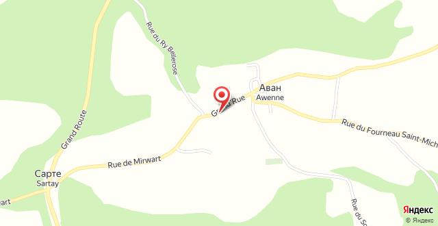 Auberge Du Sabotier на карте