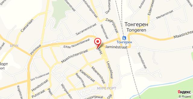 Hotel Ambiotel на карте