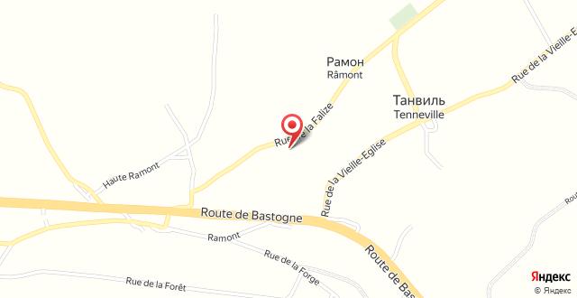 Maison Piérlu на карте