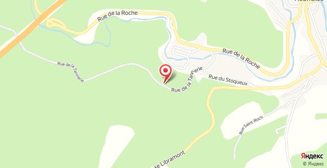 Jardins de L'Ourthe 8 на карте