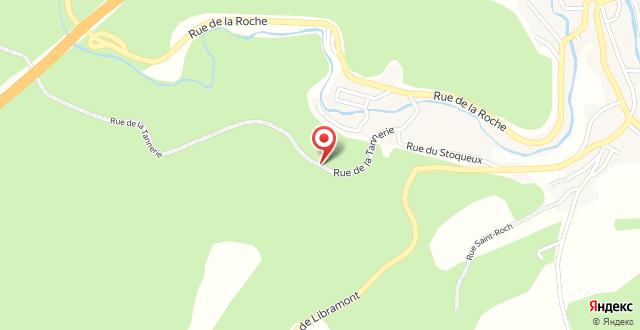 Jardins de l'Ourthe 22 на карте