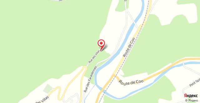 Hotel Le Beau Site на карте