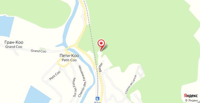 La Roche Au Bois на карте