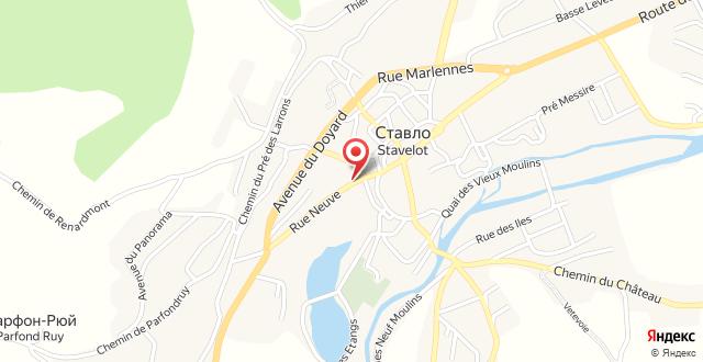 Hotel O Mal Aime на карте