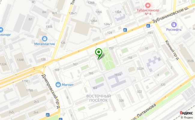 Сбербанк Самара Кировский район, шоссе Зубчаниновское 159 карта