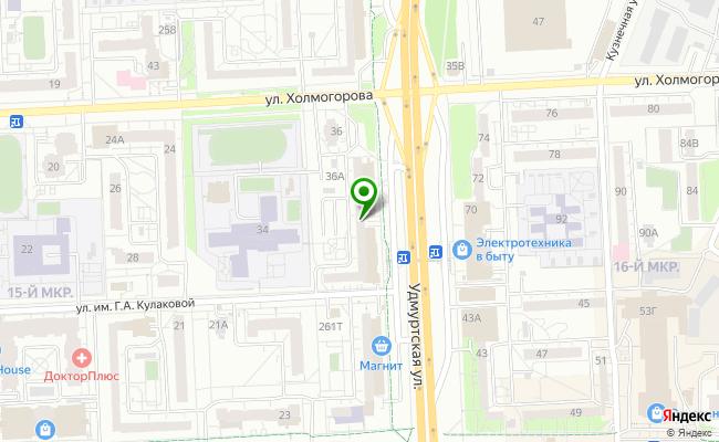 Сбербанк Ижевск ул. Удмуртская 263 карта