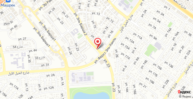 Ramada Chelsea Hotel Al Barsha на карте