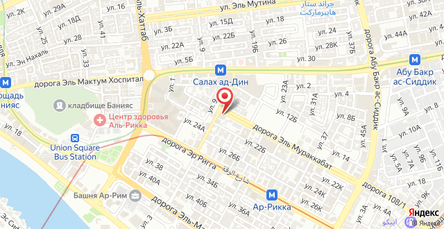Al Nakheel Hotel Apartments на карте