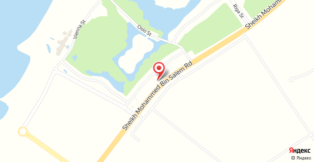 Al Hamra Residence & Village на карте