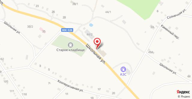 Отель Смайл на карте
