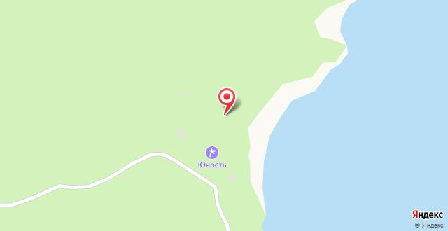 Парк-Отель Юность на карте