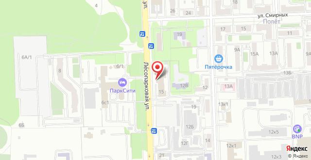 Гостиничный комплекс Алмаз на карте