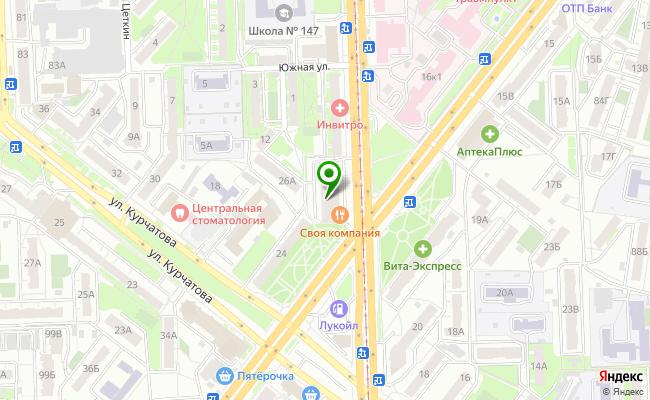 Сбербанк Челябинск проспект Свердловский 88 карта