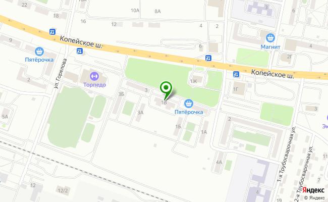 Сбербанк Челябинск шоссе Копейское 1В карта