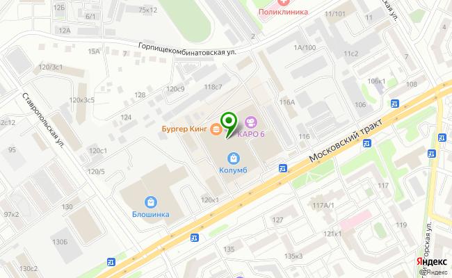 Сбербанк Тюмень ул. Московский тракт 118 карта