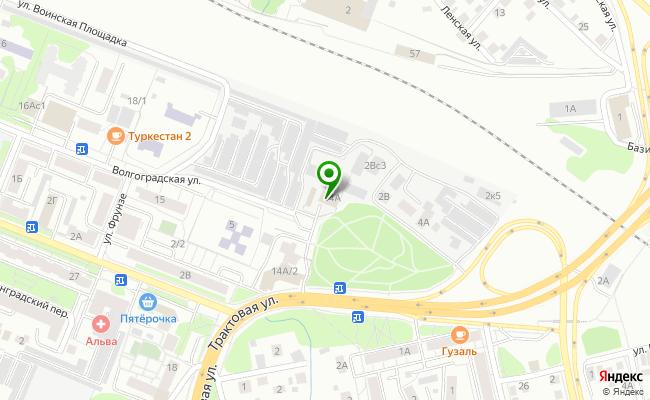 Сбербанк Тюмень ул. Московский тракт 14-А карта