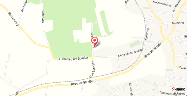 Bad Bentheim на карте