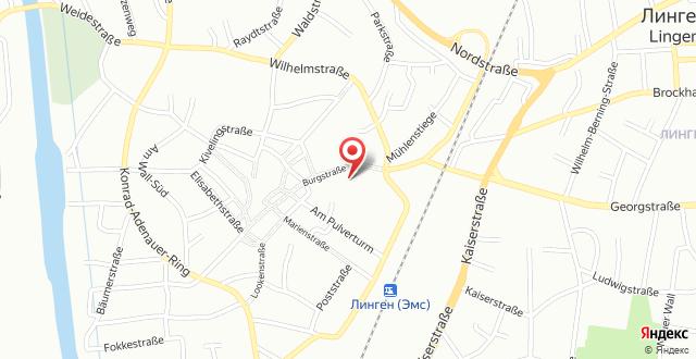 Hotel-Restaurant Kolpinghaus на карте