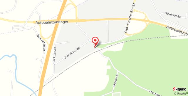 Hotel Busch-Atter на карте