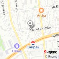 ЭПИО Инжиниринг Казахстан на карте