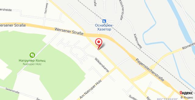 Hotel Welp на карте