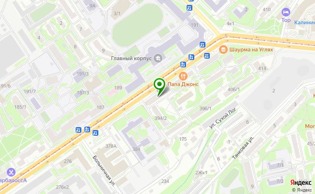 Сбербанк Новосибирск ул. Дуси Ковальчук 394 карта