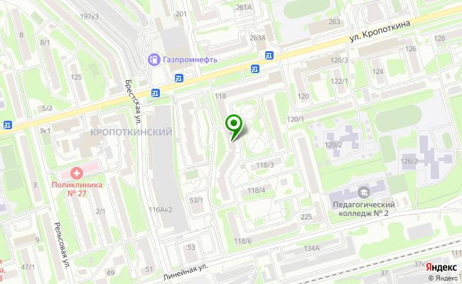 Сбербанк Новосибирск ул. Кропоткина 118 карта