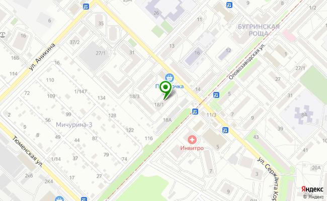 Сбербанк Новосибирск ул. Оловозаводская 18/1 карта