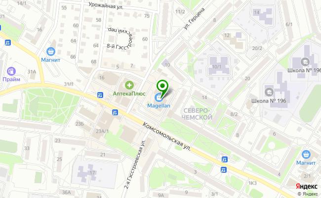 Сбербанк Новосибирск ул. Комсомольская 10 карта