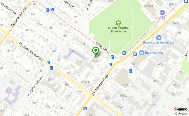 Сбербанк Новосибирск ул. Воинская 110/1 карта