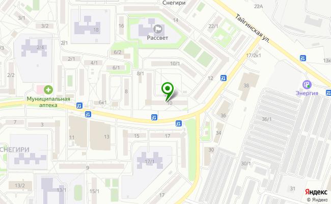 Сбербанк Новосибирск ул. Рассветная 10 карта