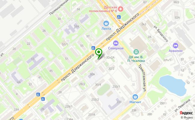 Сбербанк Новосибирск проспект Дзержинского 30/1 карта
