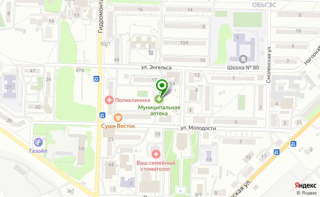 Сбербанк Новосибирск ул. 40 лет Комсомола 5 карта