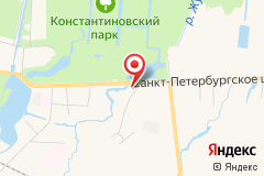 Санкт-Петербург, Стрельна, ш. Санкт-Петербургское, д. 58А
