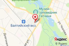 Санкт-Петербург, Гатчина, ул. Жемчужина, д. 5