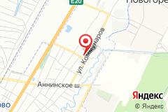 Санкт-Петербург, Горелово, ул. Коммунаров, д. 114