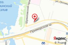 Санкт-Петербург, ул. Мебельная, д. 47 корп. 1