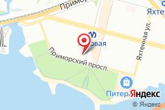 Санкт-Петербург, ул. Туристская, д. 2