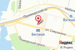 Санкт-Петербург, ул. Савушкина, д. 143, к. 1