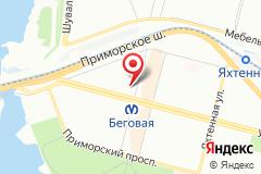 Санкт-Петербург, ул. Туристская, д. 10