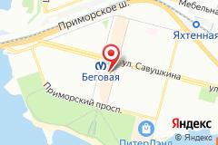 Санкт-Петербург, ул. Савушкина, д. 126, к. 1