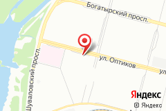 Санкт-Петербург, ул. Оптиков, д. 46