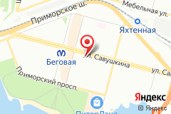 Санкт-Петербург, ул. Савушкина, д. 124, к. 1