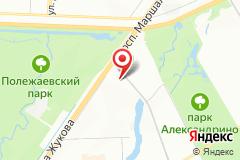 Санкт-Петербург, пр. Маршала Жукова, д. 54, к. 6