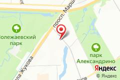 Санкт-Петербург, пр. Маршала Жукова, 54, корп. 6