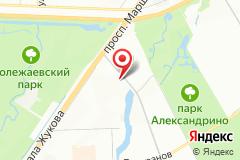 Санкт-Петербург, пр. Маршала Жукова, 54, к. 6