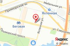 Санкт-Петербург, ул. Савушкина, д. 133, к. 1