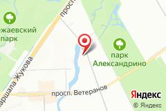 Санкт-Петербург, пр. Ветеранов, д. 89, к. 4, лит А